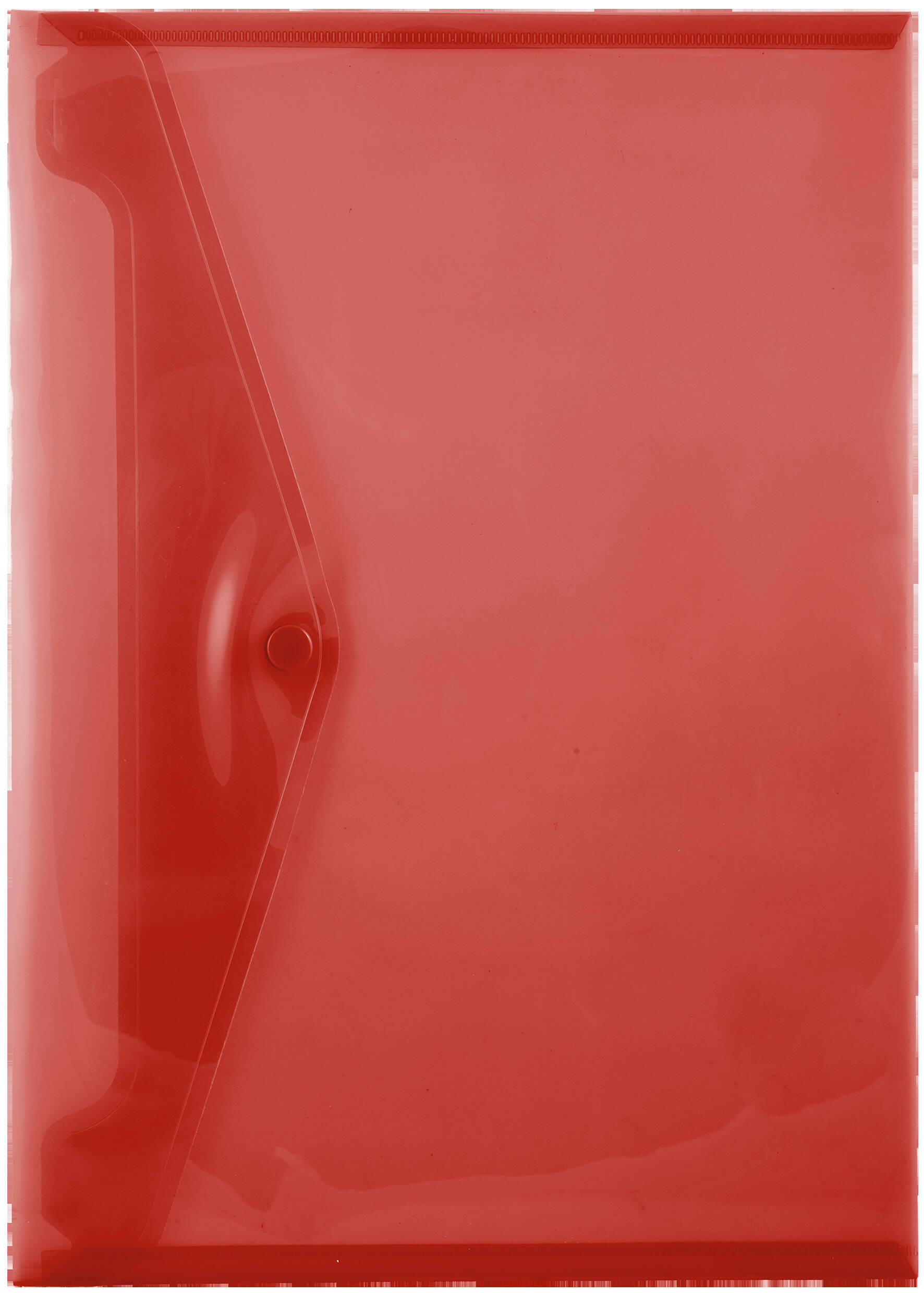 A4 Carry Folders - 160 Micron - Red