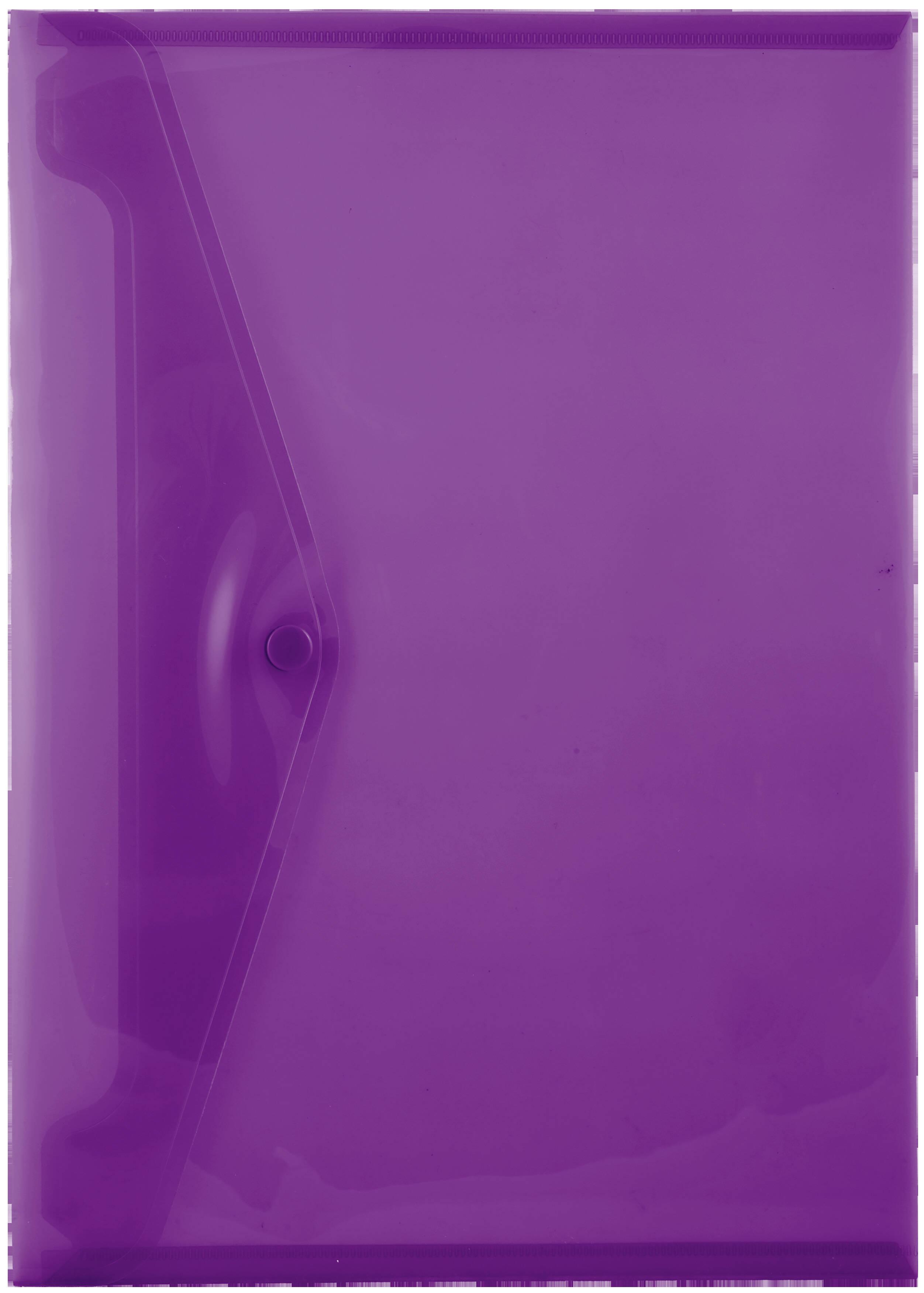 A3 Carry Folders - 160 Micron - Violet