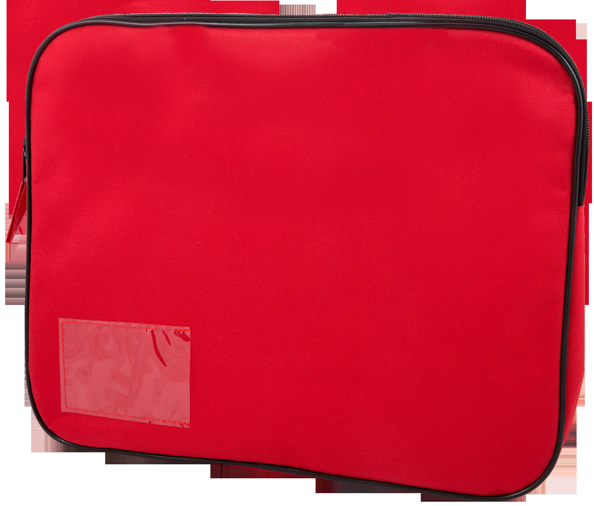 Document Bag (Book Bag) - Red