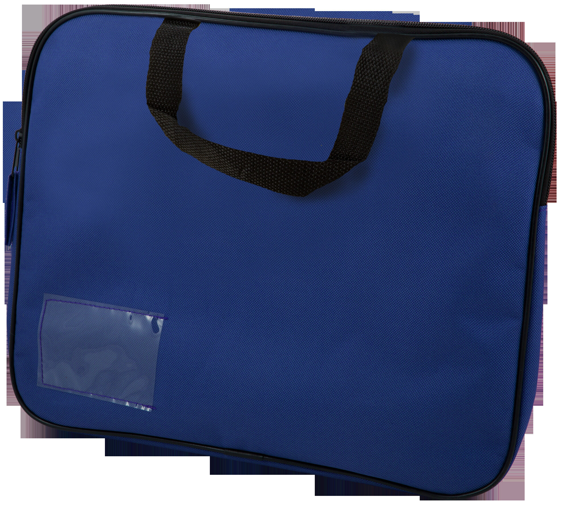 Homework Bag (Book Bag) With Handle - Navy