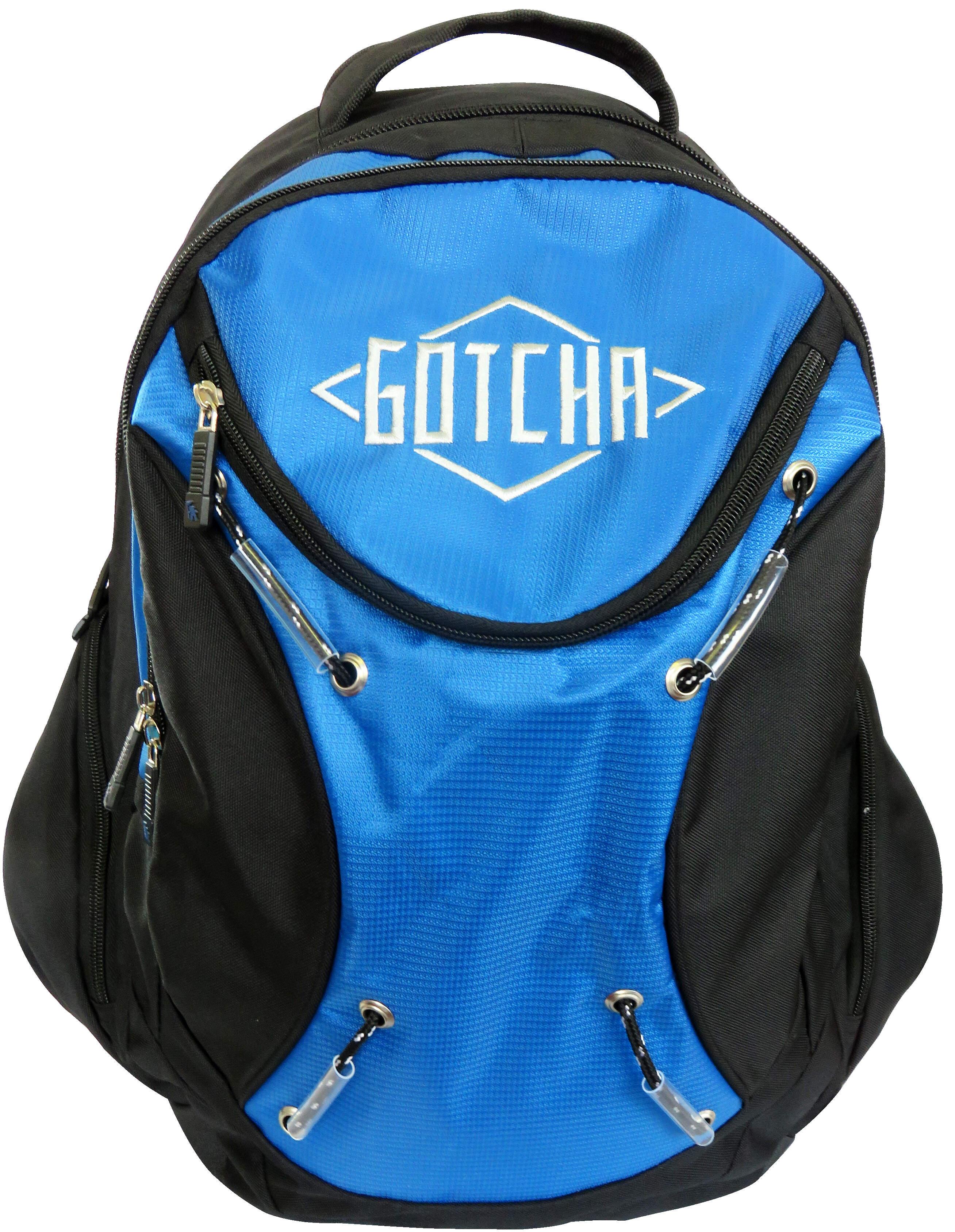 Gotcha Large School Backpack - Speedster Blue
