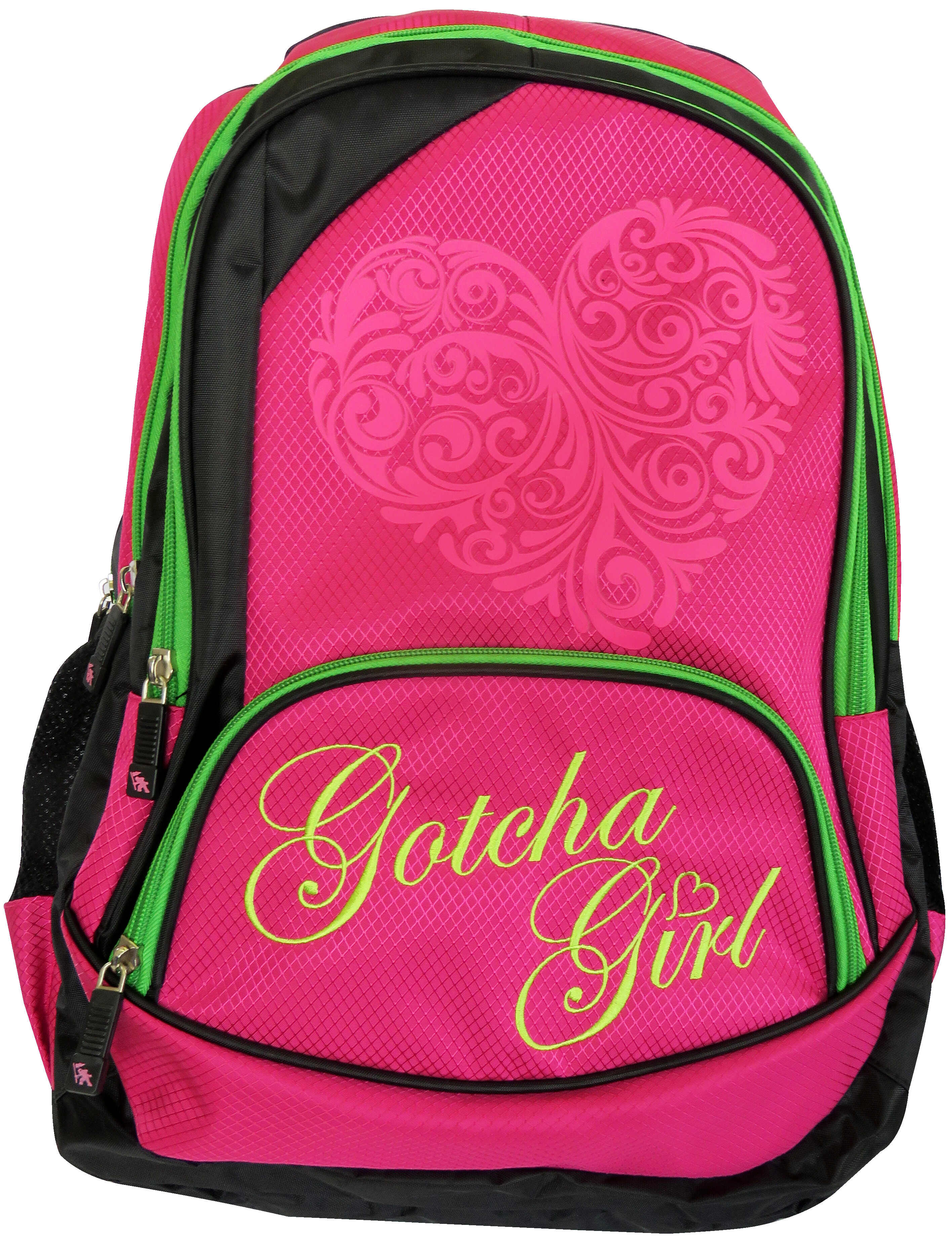Gotcha Deluxe Laptop Bags - Limeberry