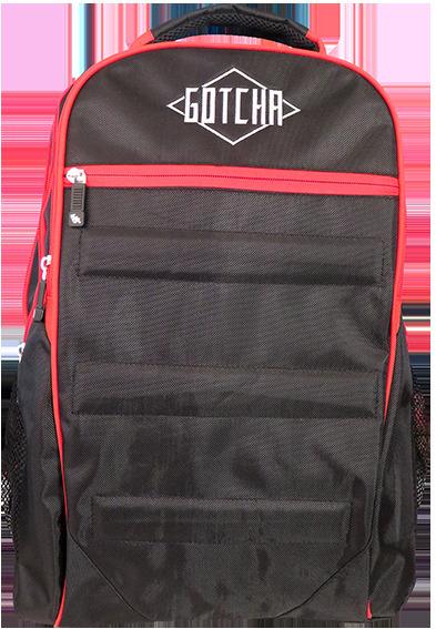 Gotcha Deluxe Laptop Bags - Jasper Red