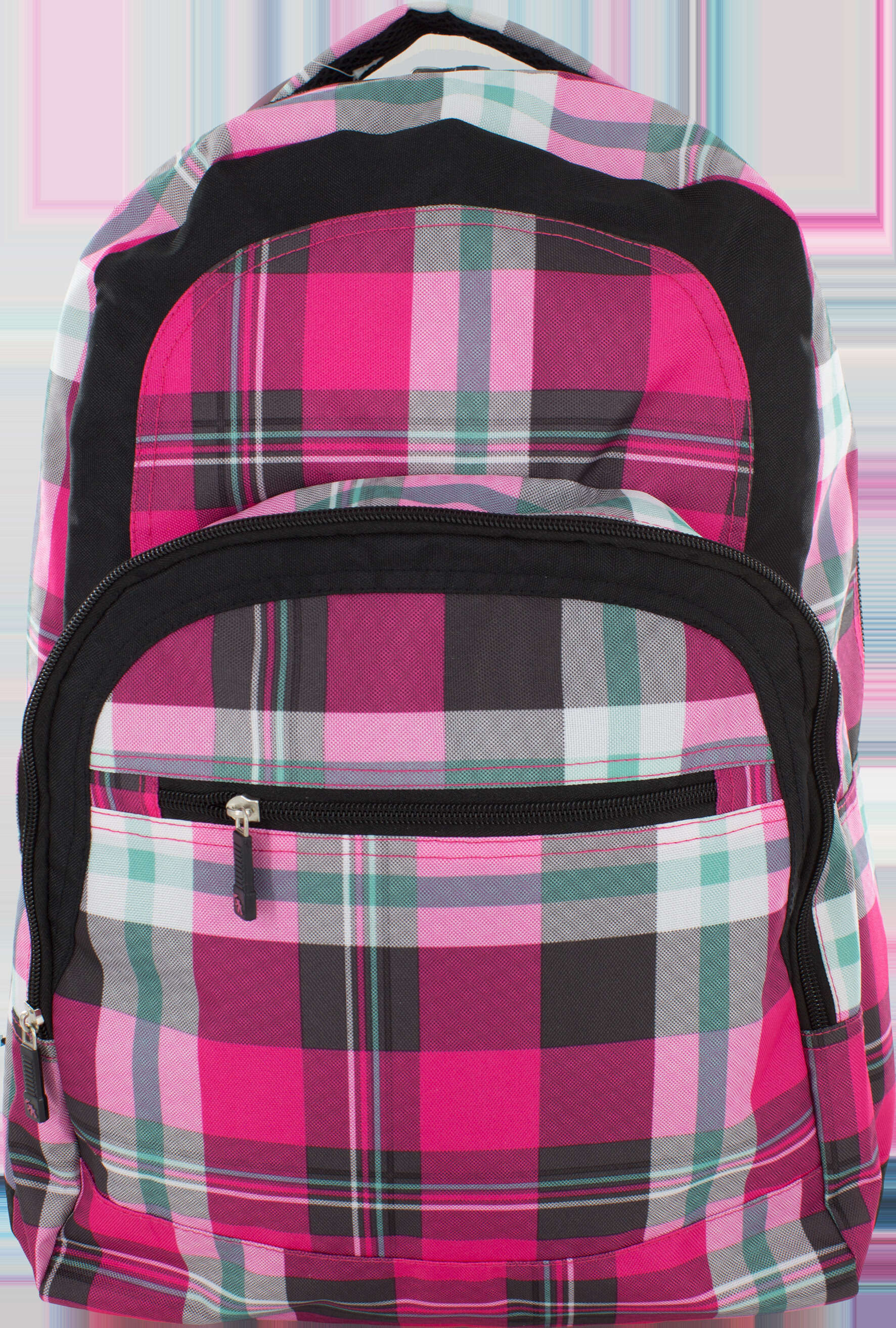 Gotcha Backpack - Red Cheque