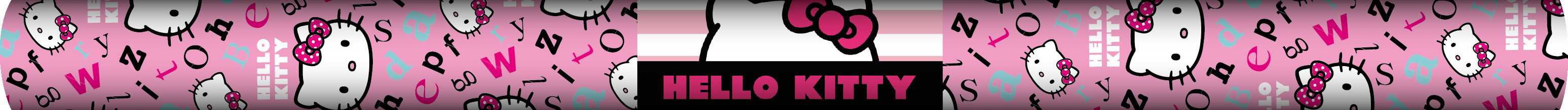 Hello Kitty - 1m x 700mm Book Cover Wrap - 1 Sheet