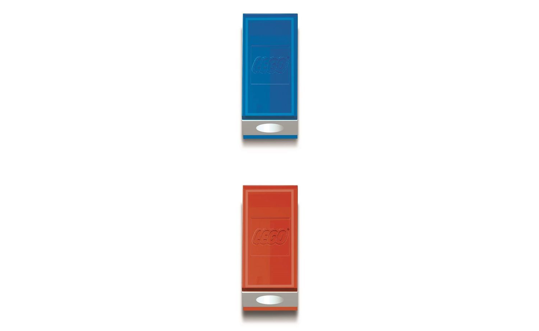 LEGO Pencil Sharpeners (2pcs)