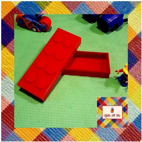 LEGO Pencil Box (Red)