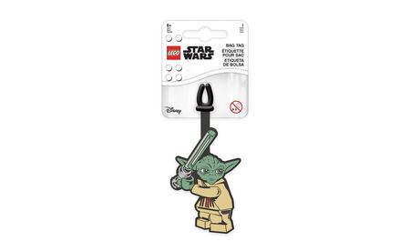 LEGO Star Wars - Yoda Bag Tag