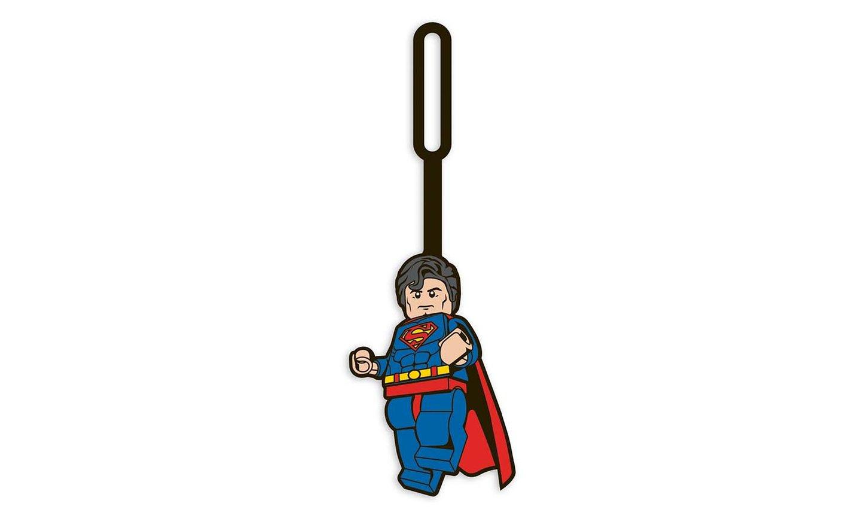 LEGO Super Heroes - Superman Bag Tag