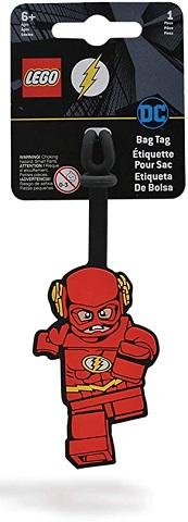 LEGO Super Heroes - Flash Bag Tag