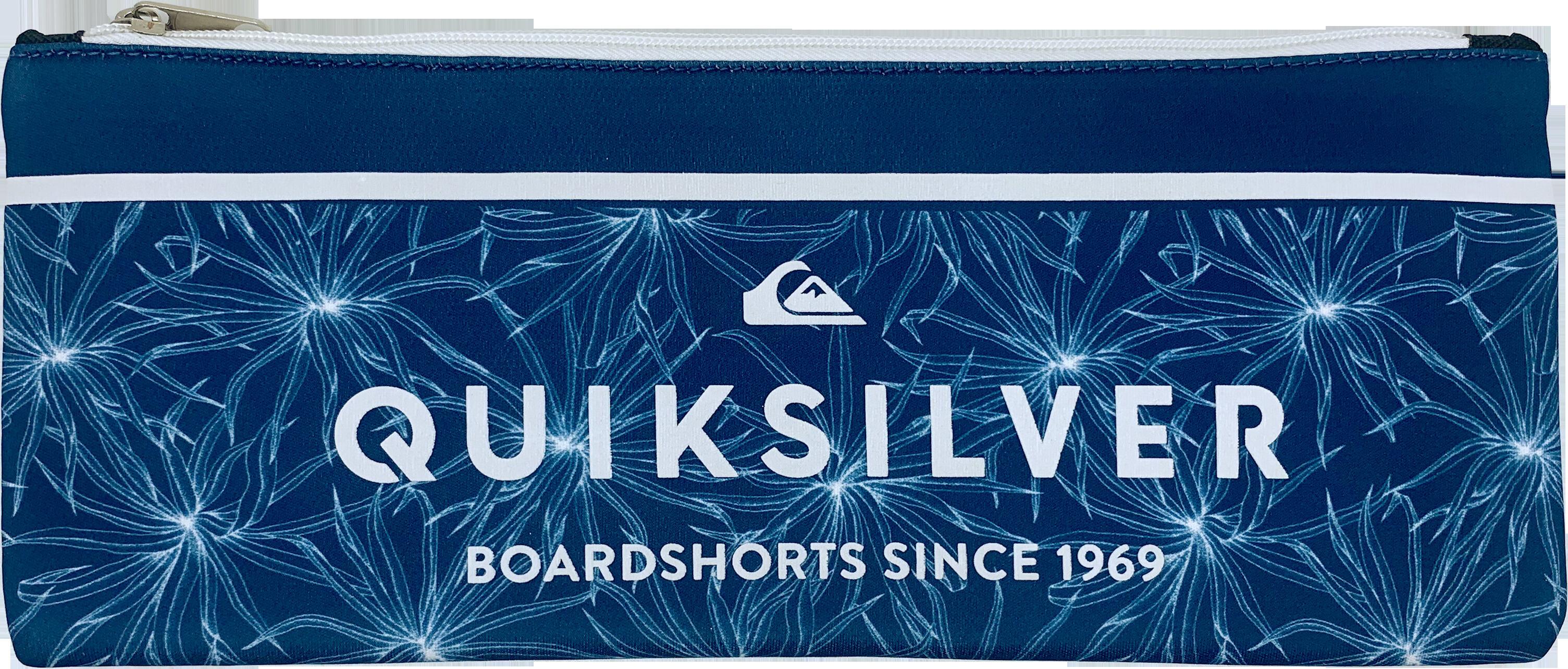 Quicksilver - Neoprene Pencil Case 33cm