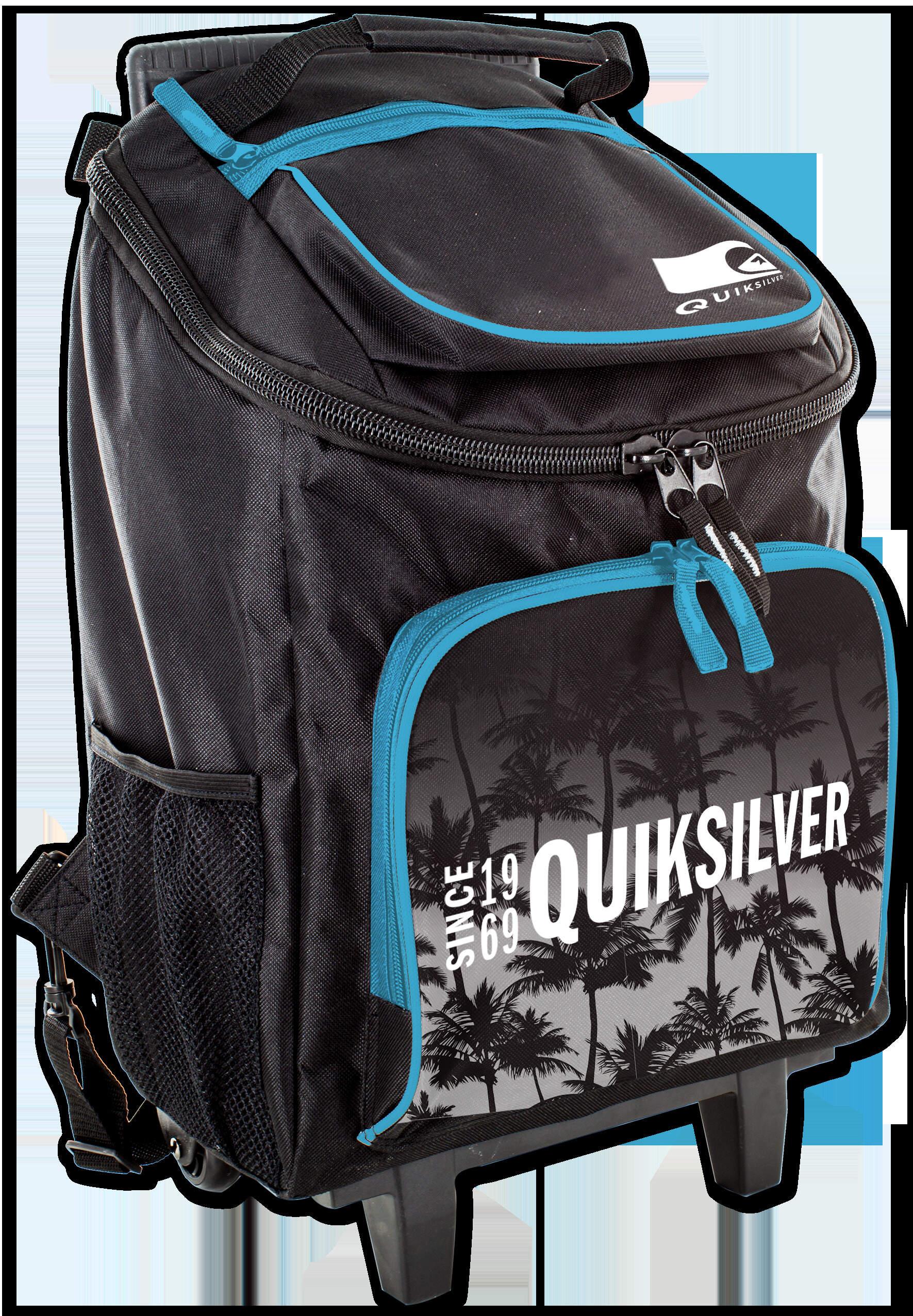 Quicksilver Trolley Bag - Echo Wheelie
