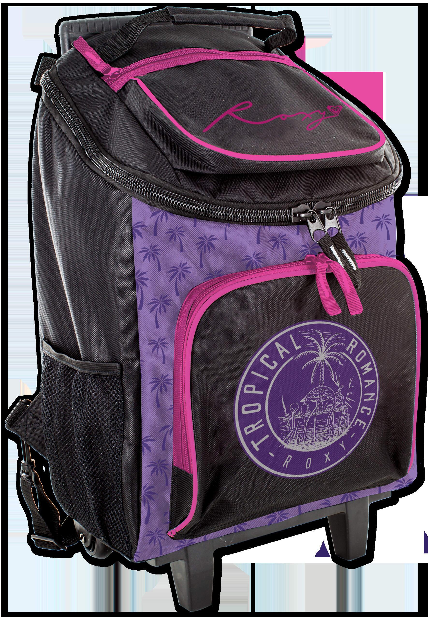 Roxy Trolley Bag - Play Time Wheelie