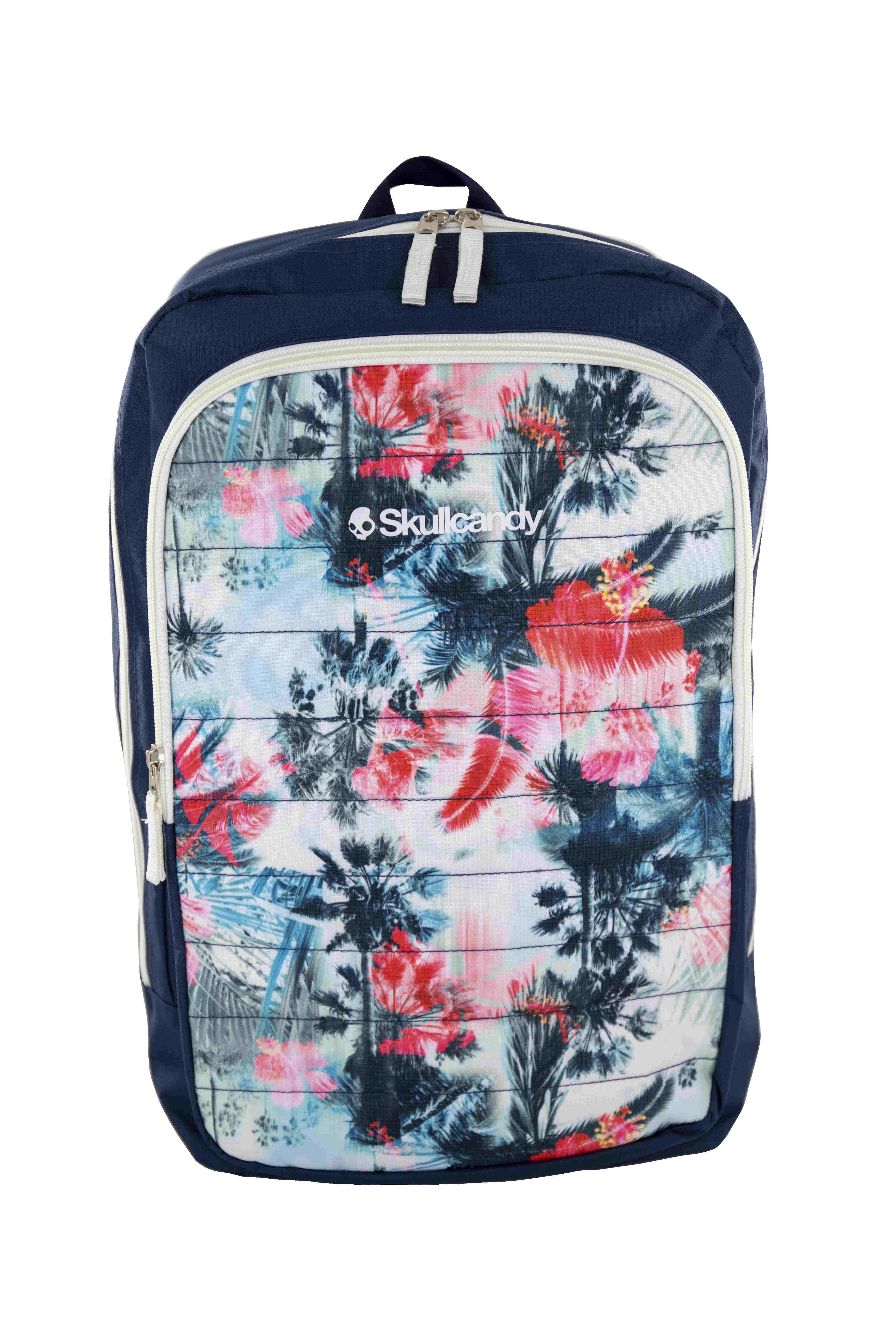 Skullcandy Square Backpack - Floral