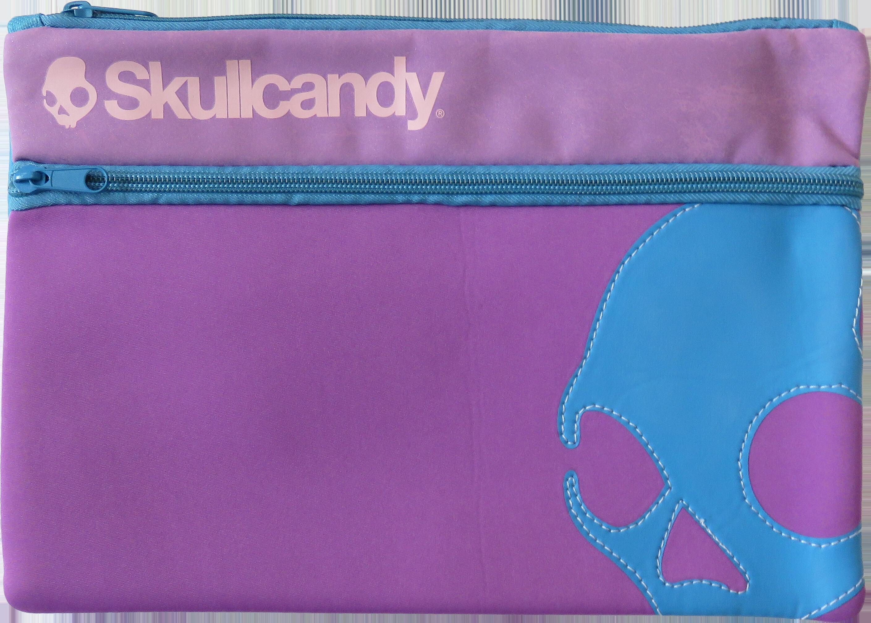 Skullcandy Girls - Double Zip Neoprene Ipad Case