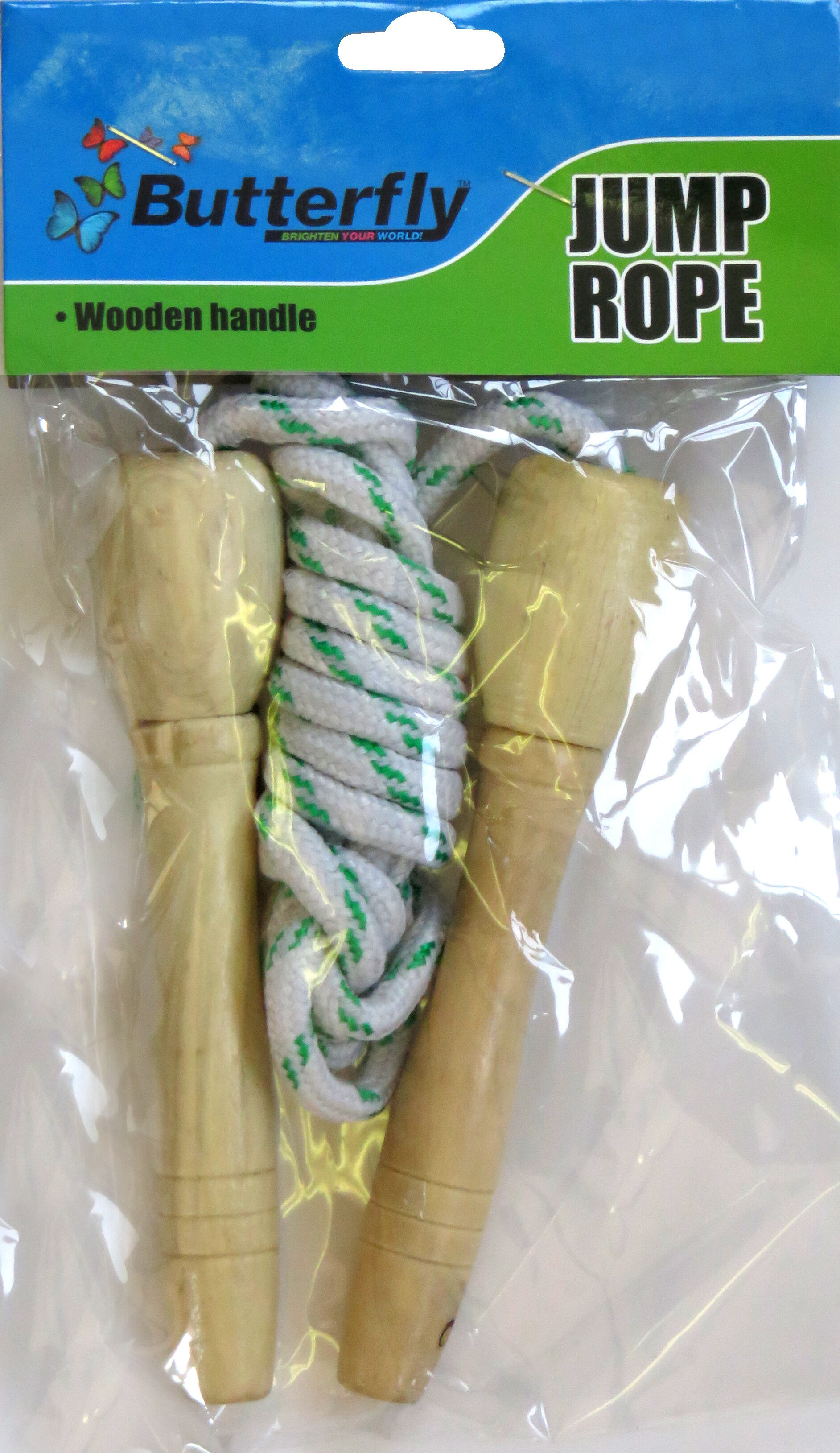 Jump Rope - With Wooden Handles
