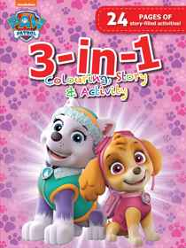 Paw Patrol (Pink) - 3-In-1