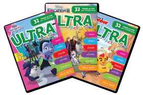 Assorted - Disney Ultra Activities