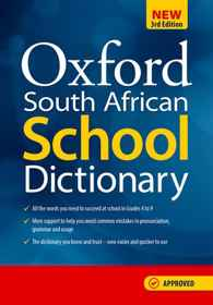Oxford South African School Dictionary 3rd Edition