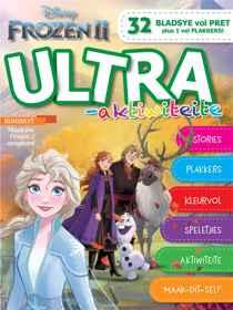 Disney Frozen 2 - Ultra-Aktiwiteite