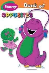 Barney - Book Of Opposites MHB