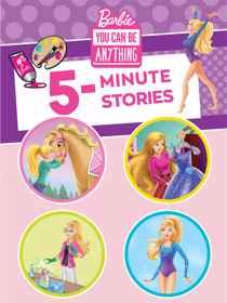 Barbie - 5 Minute Stories Treasury