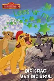 Disney Lion Guard - Lees Vir My