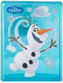 Disney Frozen - Olaf Happy Tin