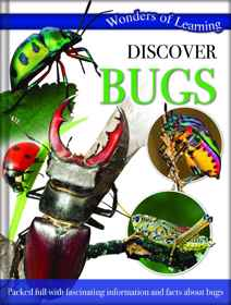 Wonders Of Learning Book - Bugs