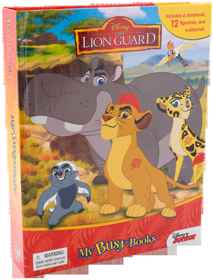 Disney Lion Guard - My Busy Book
