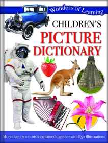 Wonders Of Learning Book - Children's Picture