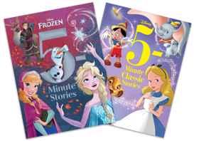 Assorted - Disney 5 Minute Story Treasury