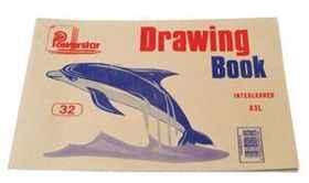 Drawing Bk A4l 24PG N-Tis