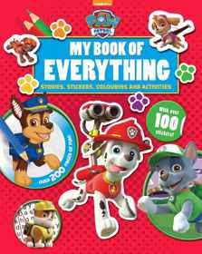 Paw Patrol - My Book Of Everything