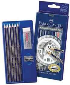 Faber Castell Goldfaber Sketch Set