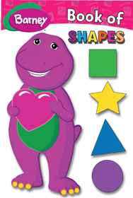 Barney - Book Of Shapes MHB