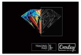 Croxley JD253 A3 30 sheet Tracing Pad