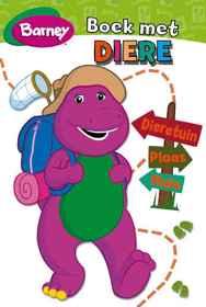 Barney - Boek Met Diere MHB