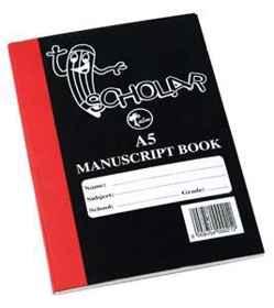 Manuscript A5 192PG Hard Cover