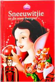 Disney Sneeuwwitjie En Die Sewe Dwergies - Klassieke MHB