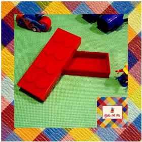 LEGO Pencil Box (Red)