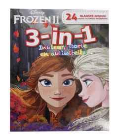 Disney Frozen 2 - 3-In-1