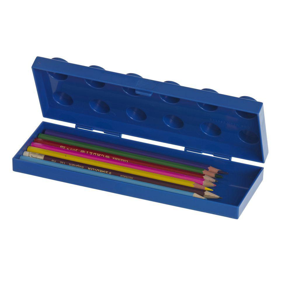 LEGO Pencil Box (Blue)