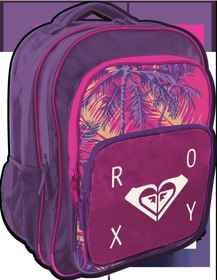 Roxy Deluxe Backpack - Sun Set 1