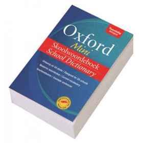 Oxford MiniTweetalige Woordeboek