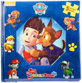 Paw Patrol - My First Puzzle Book