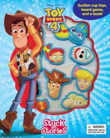 Disney Toy Story 4 - Stuck On Stories