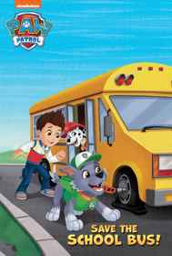 Paw Patrol Save The School Bus! MHB