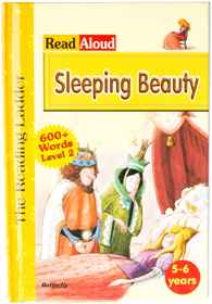 The Reading Ladder MHB - Level 2 - Sleeping Beauty