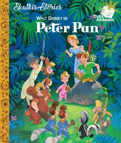 Disney Peter Pan - Skatkis-Stories